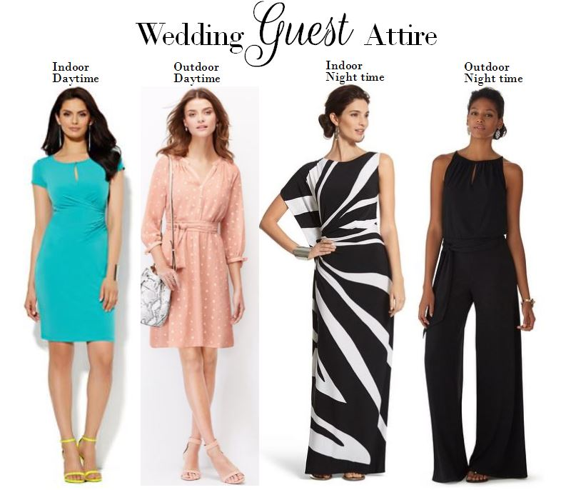 Invited to a wedding what to wear
