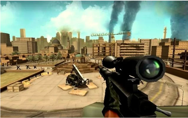 Free online sniper games for adults