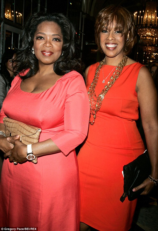 Oprah winfrey stepmother