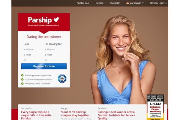 free dating service in germany
