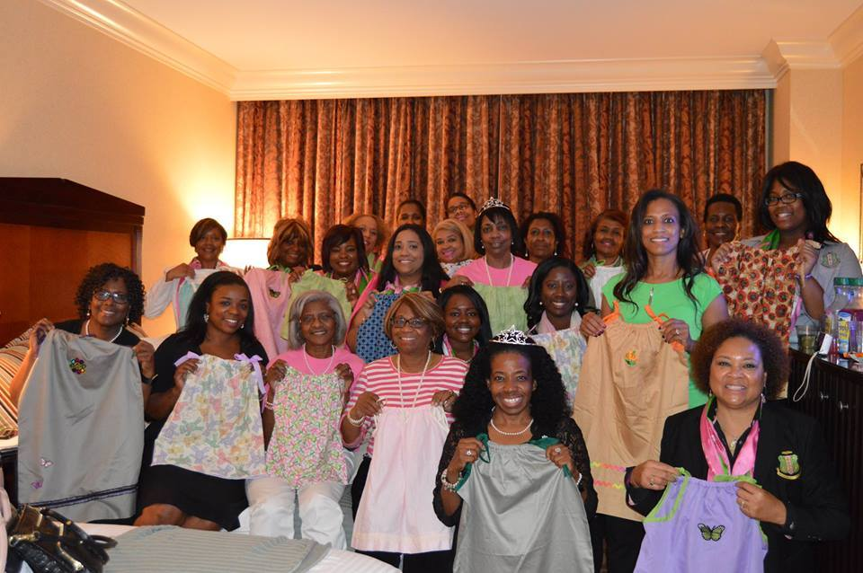 Alpha kappa alpha graduate chapter houston