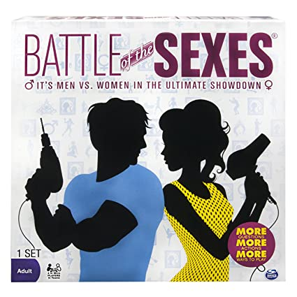 Battle of the sexes board game review