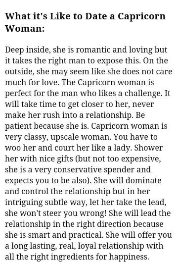 How to make love to a capricorn woman