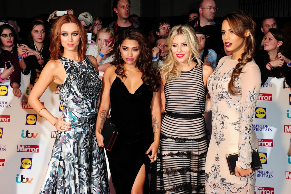 Who are the saturdays dating 2013