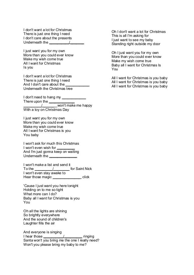Make a wish baby song lyrics
