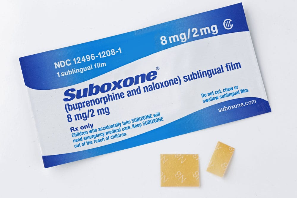 Sexual side effects of suboxone