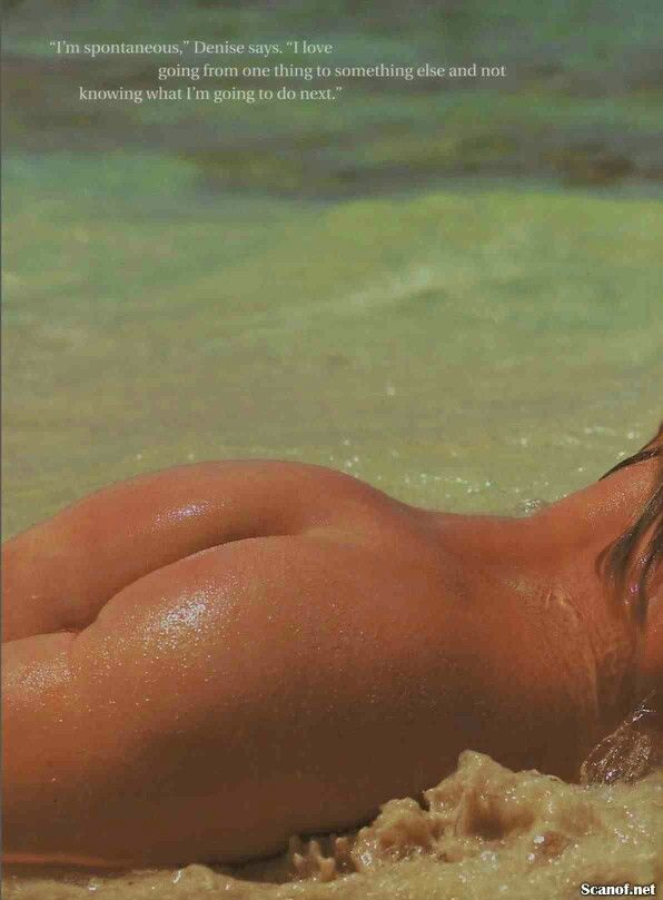 Denise richards naked ass
