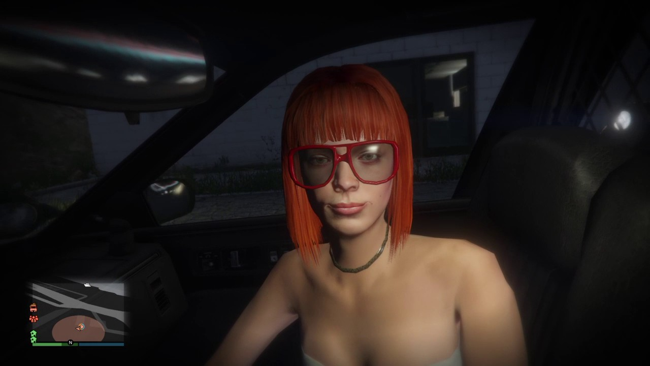 Sex in gta v