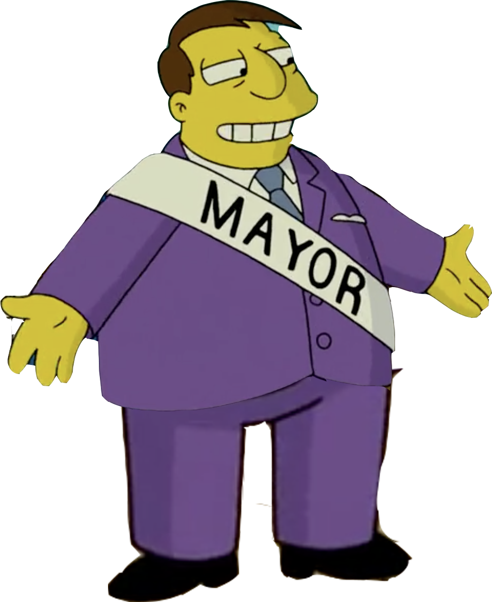 Sex with mayor quimby