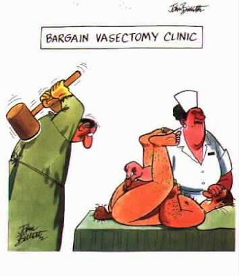 Vesectomy sex after