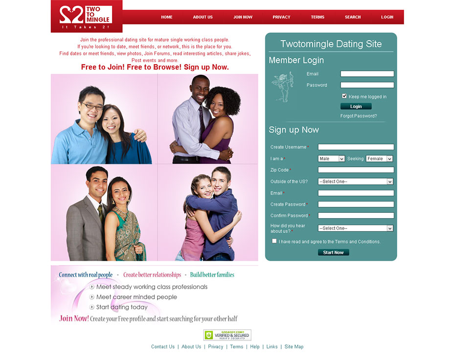 Website for real dating