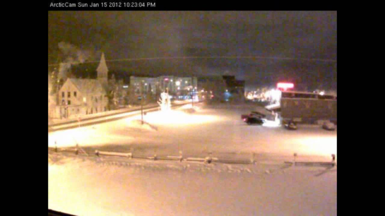 Fairbanks alaska arctic cam