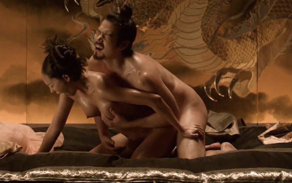 Sex scenes in asian films
