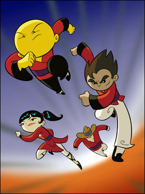 Xiaolin showdown episode 44