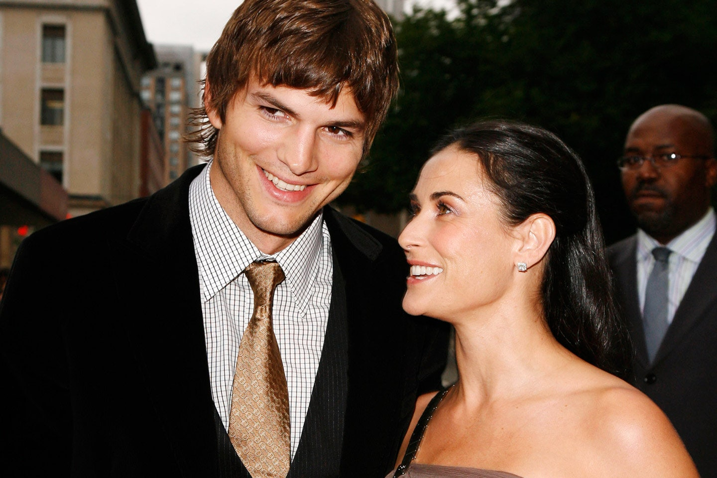 Married to demi moore
