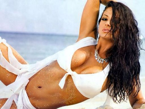 Candice michelle booty