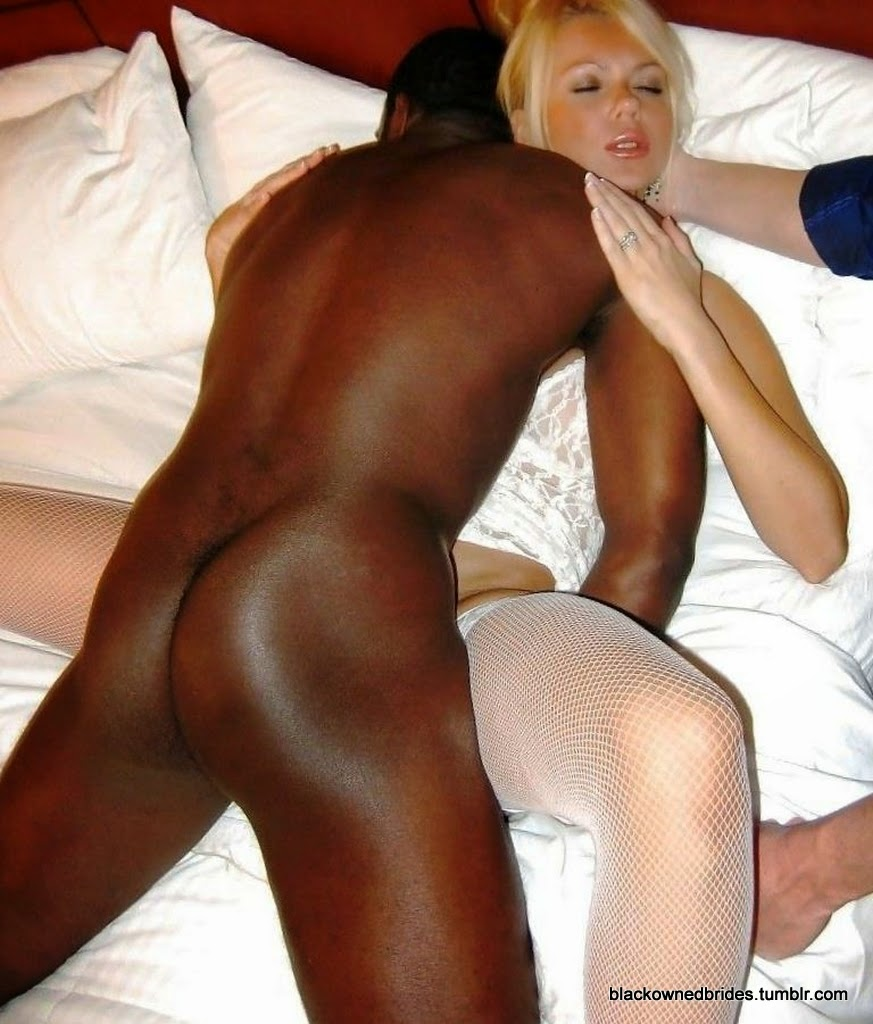 Interracial brides sex photos
