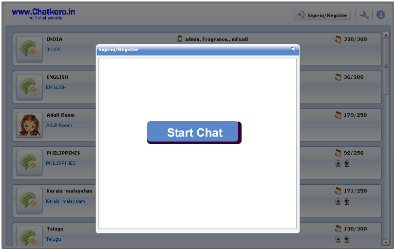 Free chat sites no sign up. YesIChat - One click Guest