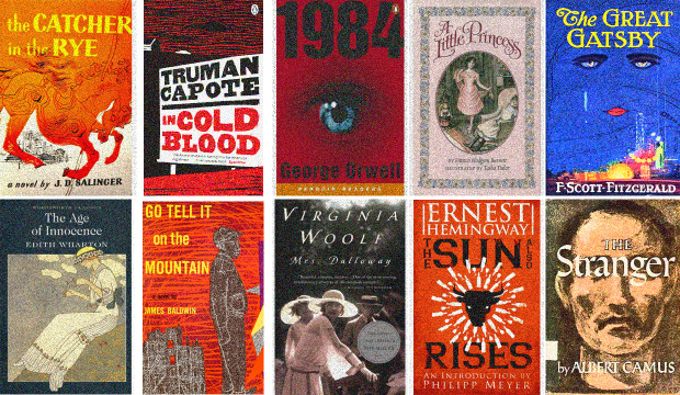 Best classic books of all time