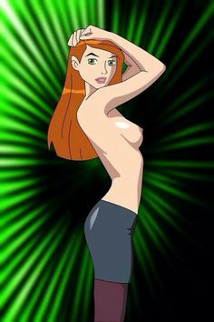 Ben 10 alien force gwen sex
