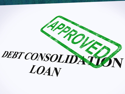 Consolidating debt loan