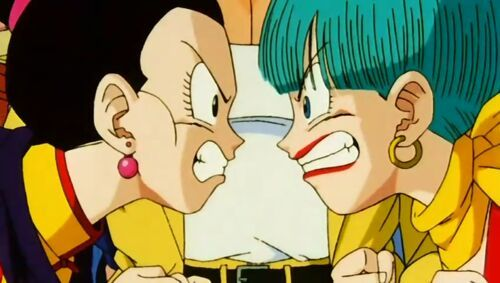 Bulma vs chichi