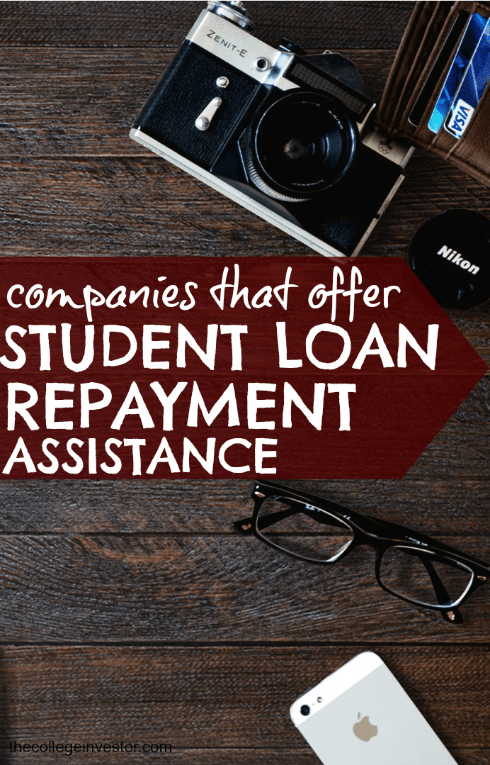 Companies that help pay student loans
