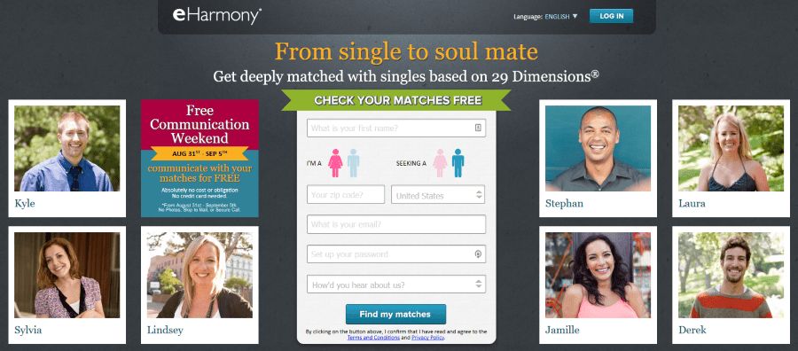 How to see eharmony pictures without paying