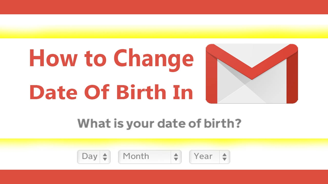 How to alter id birthdate
