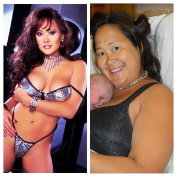 What is asia carrera doing now