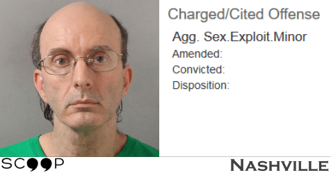 Sex offenders in nashville tennessee