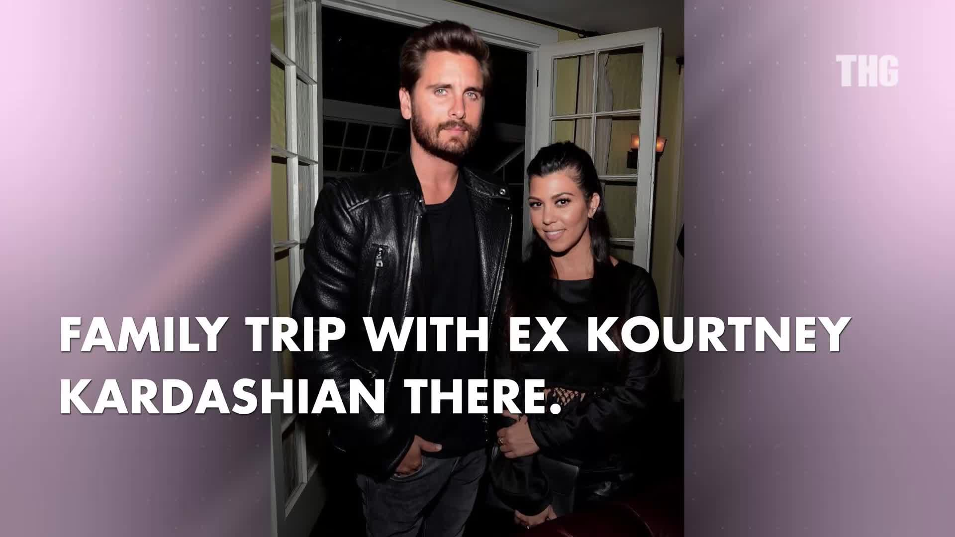 Is kourtney kardashian a sex addict