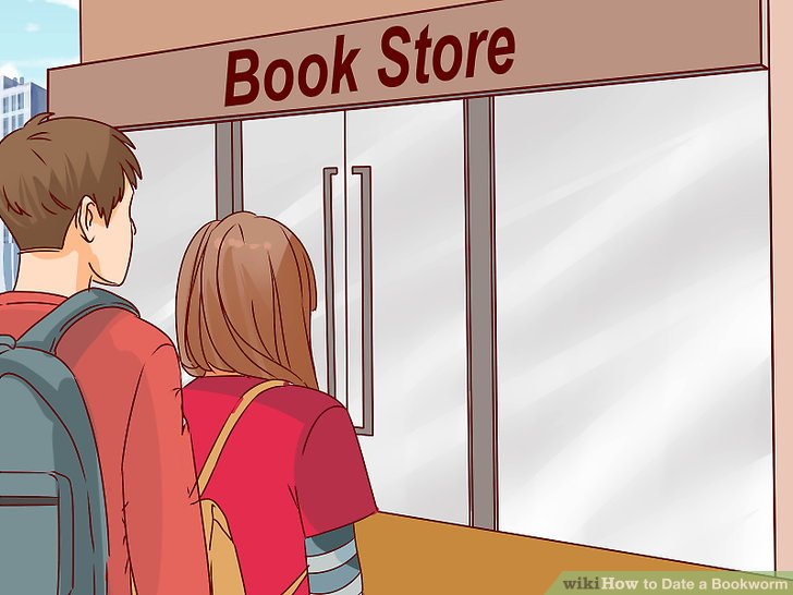 Dating a bookworm girl
