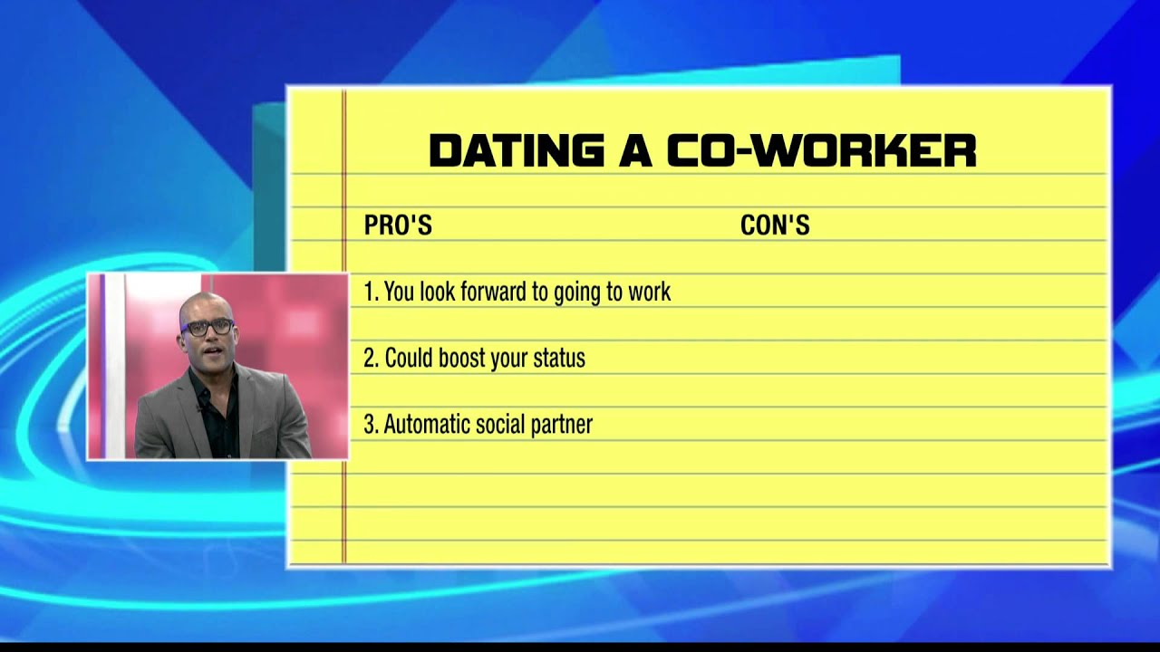 Dating co worker