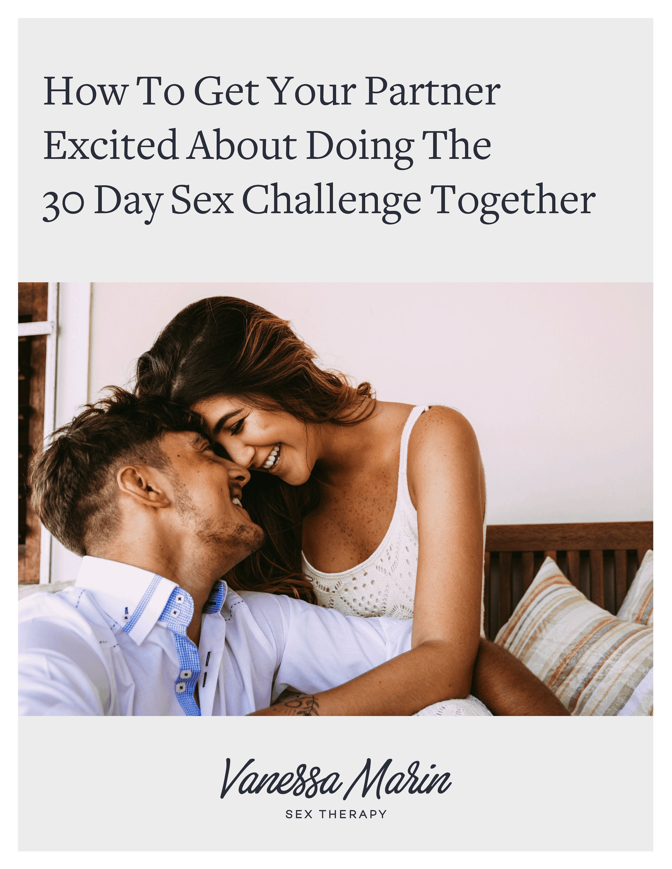 30 day sex challenge guide