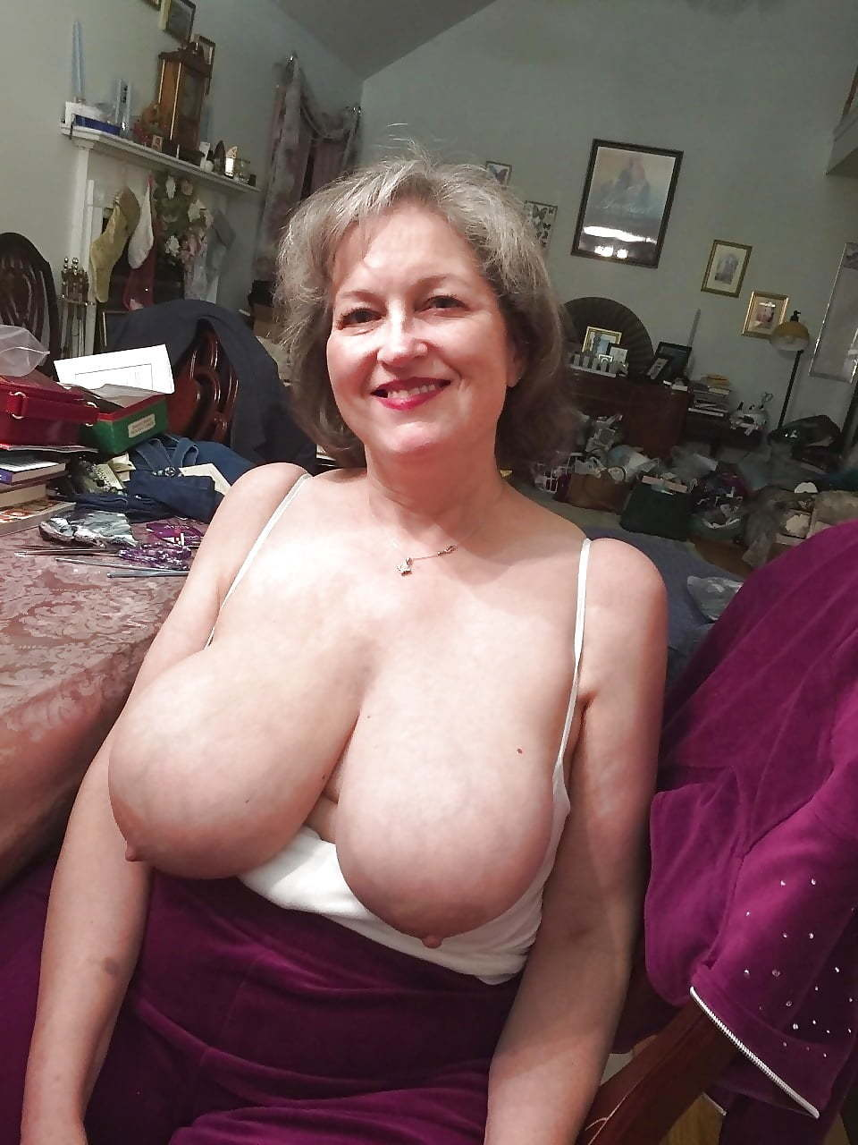 Lovely large tits