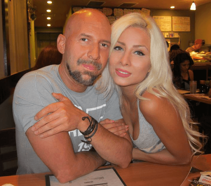 Neil strauss and lisa