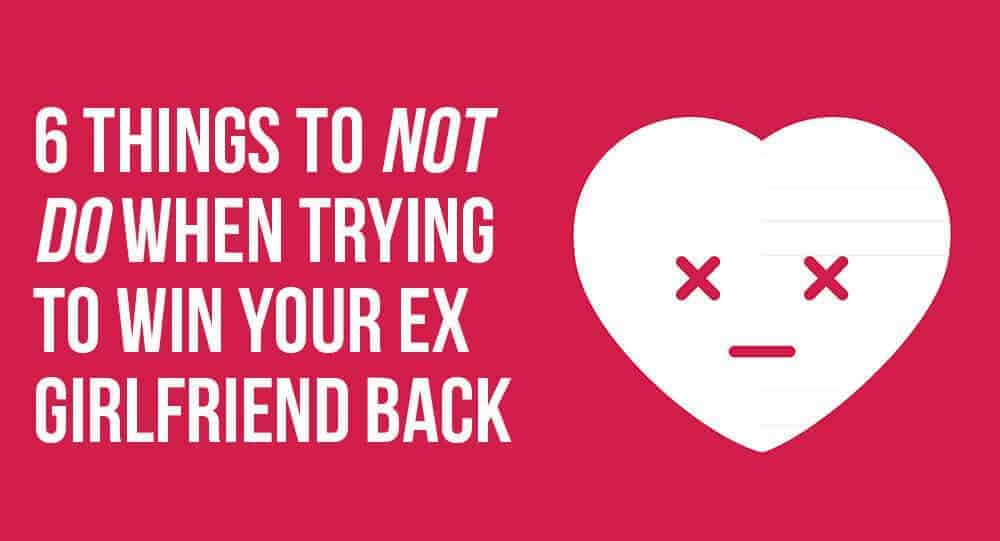 Back with ex girlfriend