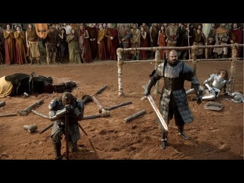 The mountain game of thrones season 1