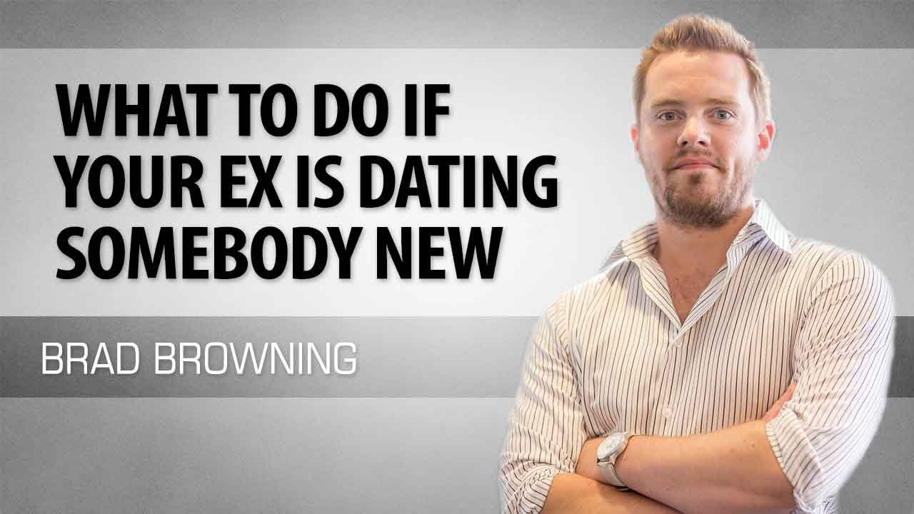 How to get over your ex wife dating someone else