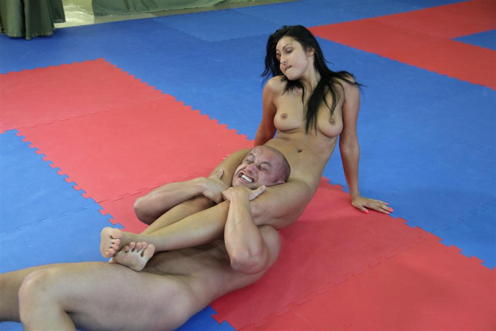 Fenale sex wrestling