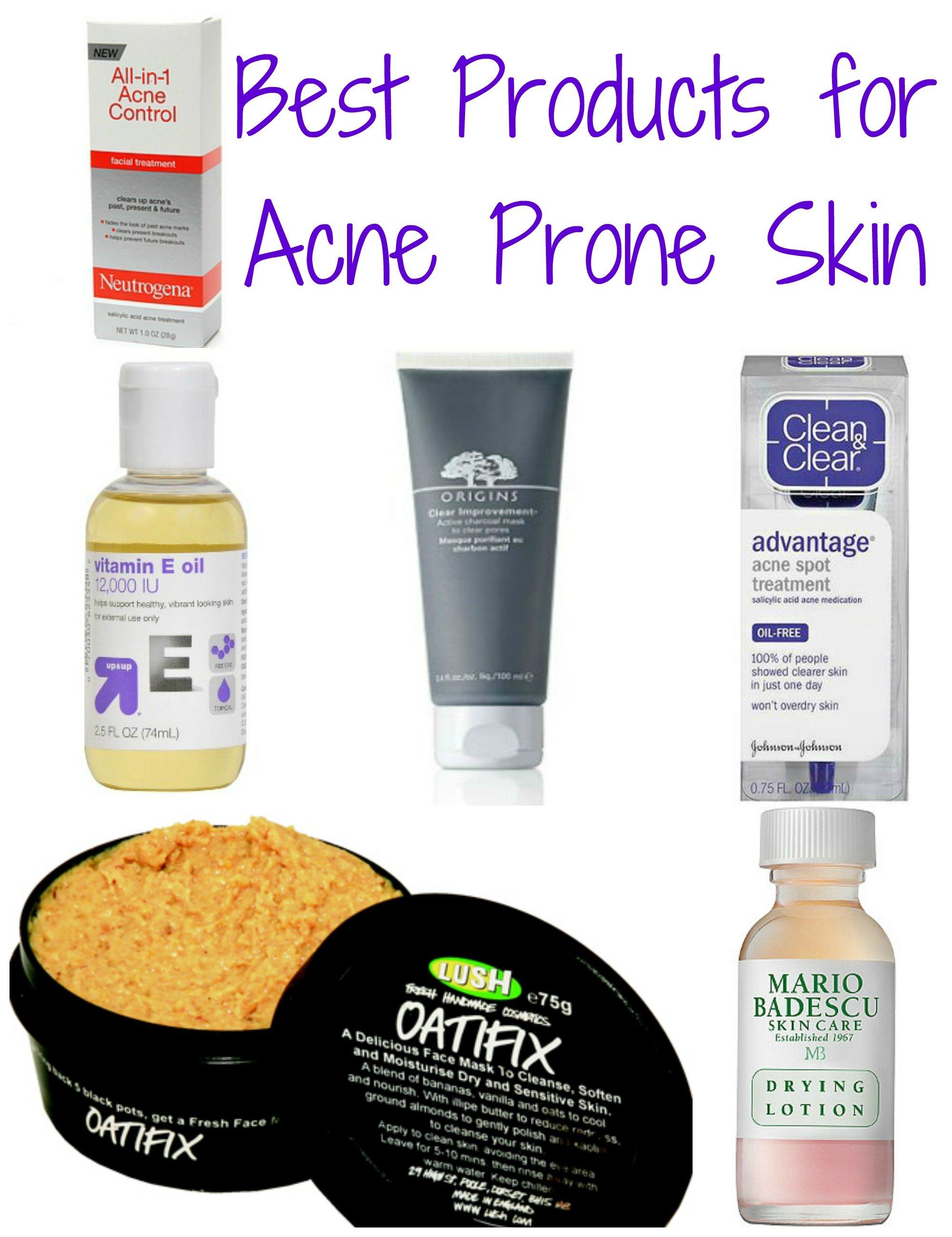 Best lush cleanser for acne scars