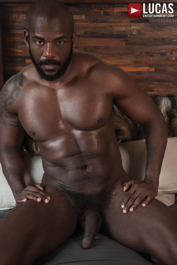 Black male bareback