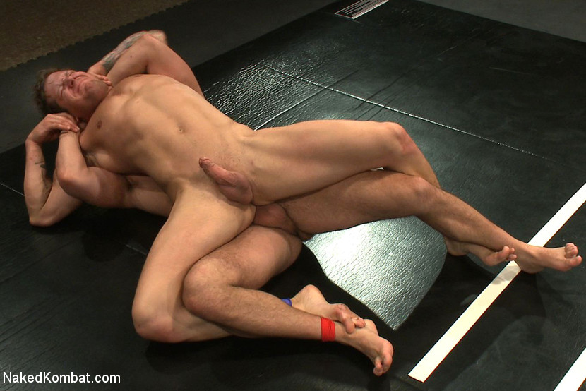 Naked gay men wrestling sex
