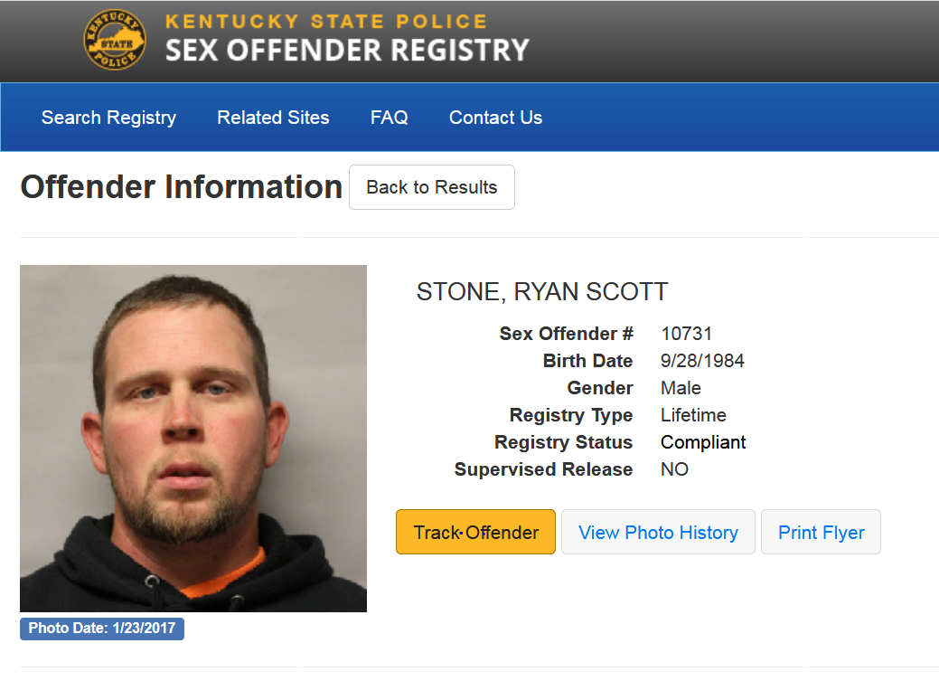 florida sex offender locator in Whyalla