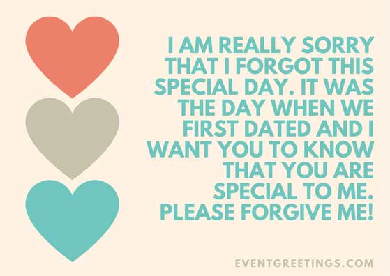 Best apology message to girlfriend