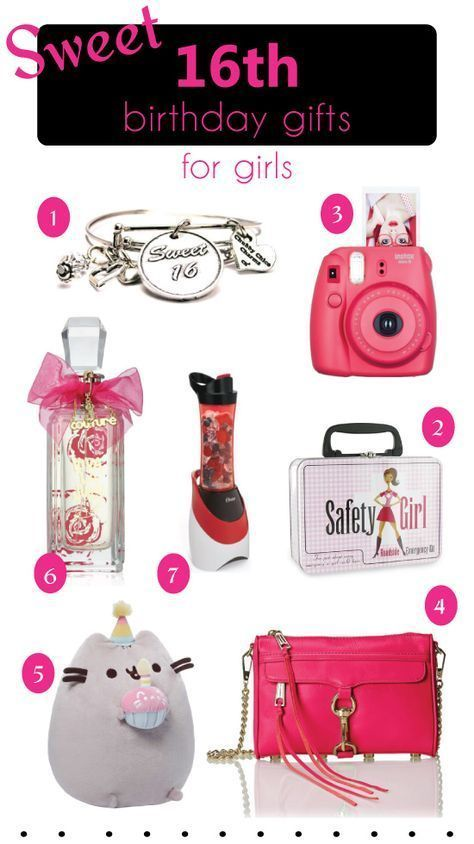 Birthday present ideas for teenage daughter