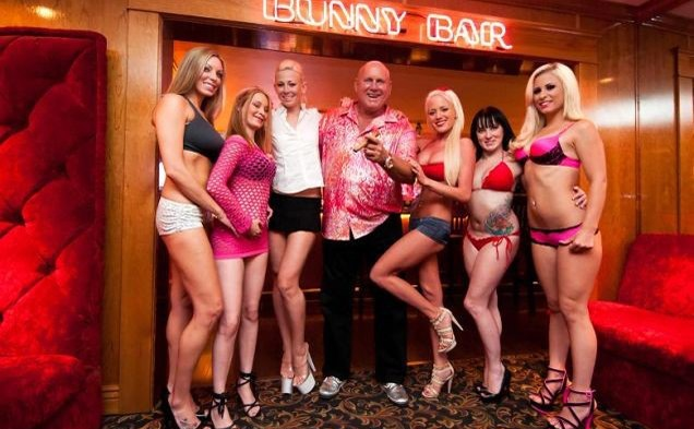 Western bunny ranch and naked with sex