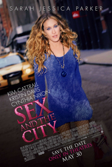 Sex and the city themovie