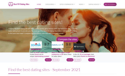 Best dating sites in the united states